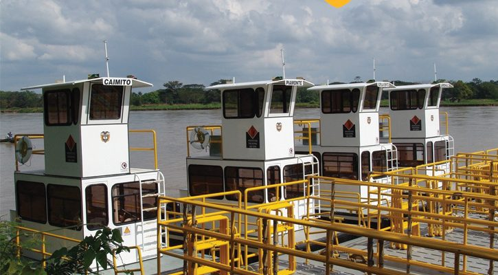 Ferry Acceso Frontal